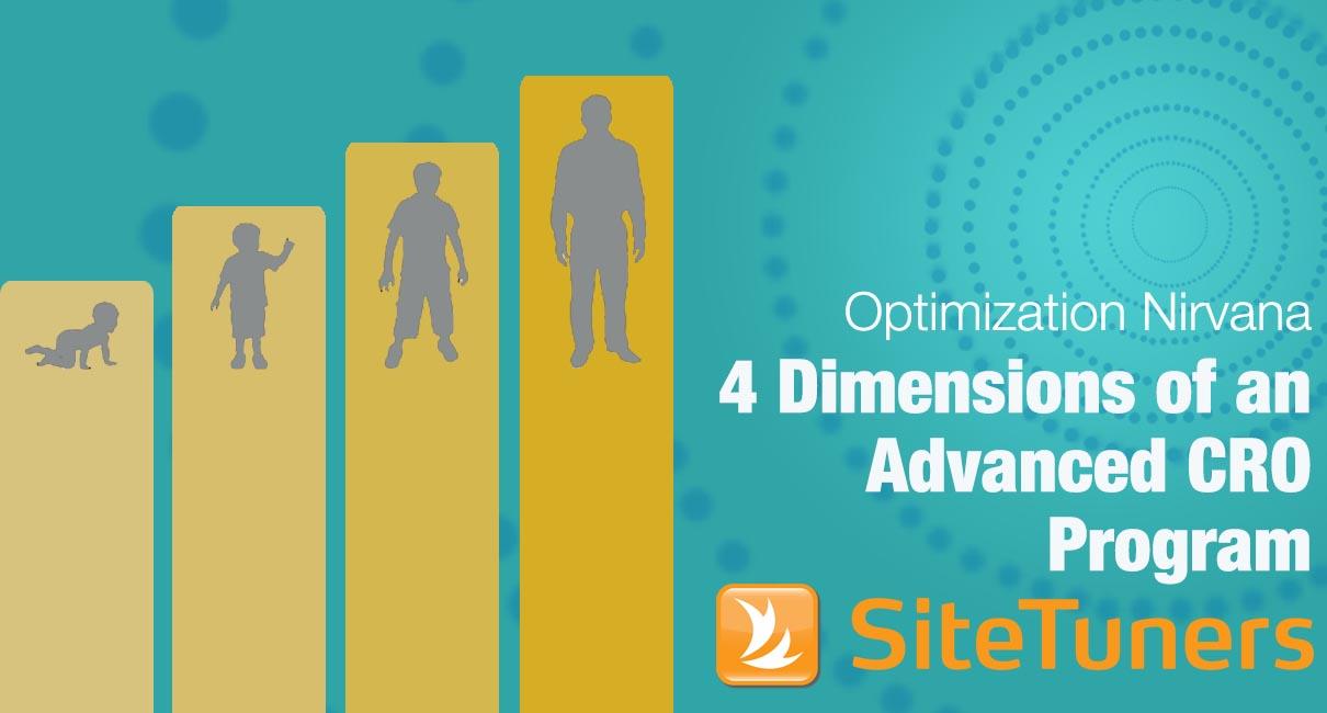 Optimization Nirvana- 4 Dimensions of an Advanced CRO Program