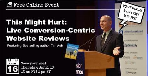 live conversion-centric reviews